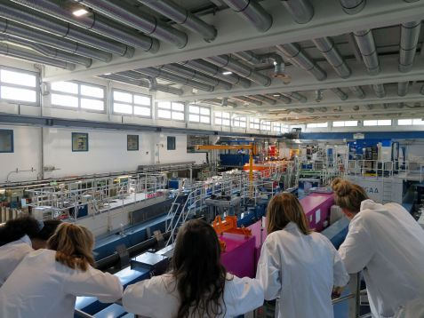 Guided tour through the Research Neutron Source