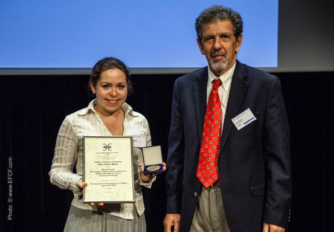 poster prize M. Khaneft